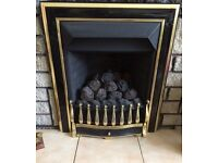 Valor Inset Live Fuel Effect Gas fire