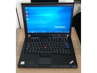 Very Nice Lenovo 14.1 inch Widescreen Laptop with 4GB memory