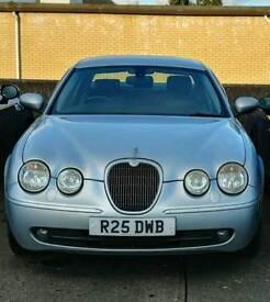 Jaguar S Type 2.7 diesel auto.