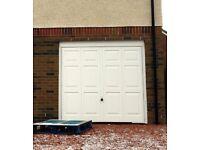 Hormman up and over garage door