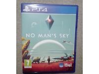 No Man's Sky PS4 Game