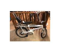 Raleigh Chopper MK3 England World Cup Special Edition