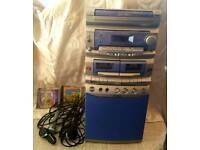 Goodmans Karaoke Machine - With extras, Great working Order
