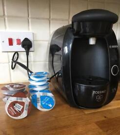 Tassimo Coffee Machine inc Pods!!