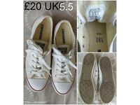 Women's Converse Chuck Taylor All Star Lean Size UK 5.5