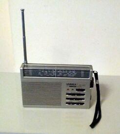 UNIMEX WR-3000 Vintage 7 Band Radio Receiver LW/MW/FM/SW 1,2,3,4