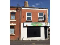 Commercial Shop To Lease With Flat