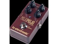 TC Electronic MojoMojo Overdrive pedal - boxed and in excellent condition