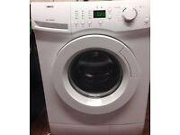 Zanussi ZWG1120M 6kg 1200 Spin WhiteLCD A Rated Washing Machine 1 YEAR GUARANTEE FREE FITTING