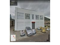 *Large self contained Single storey warehouse/industrial unit available in Perrivale, UB6 £63000 PA