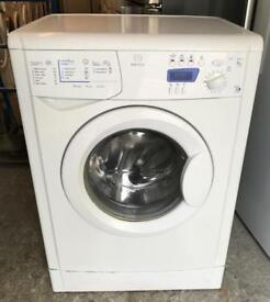 Digital Indesit WIXE127 Washing Machine (Fully Working & 3 Month Warranty)