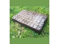 Cast Iron Water Meter Manhole Garden