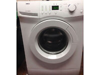 Zanussi ZWG1120M 6kg 1200 Spin WhiteLCD A Rated Washing Machine 1 YEAR GUARANTEE FREE FITTING