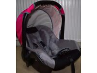 Baby car seat size 0 for newborn