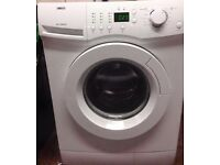 Zanussi ZWG1120M 6kg 1200 Spin White LCD Washing Machine 1 YEAR GUARANTEE FREE DEL N FIT