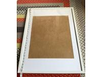 IKEA Ribba Large White Picture Frame
