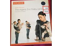 Stokke My Carrier - 3 in 1 baby carrier