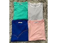 Bundle of girls clothes/ T-Shirts Age 13-14 years