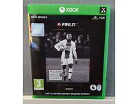FIFA 21 NXT LVL - XBOX SERIES X