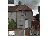 3 BEDROOM SEMI DETACHED HOUSE WITH DRIVEWAY READY TO MOVE IN DAGENHAM, GOOD PART/DSS WELCOME