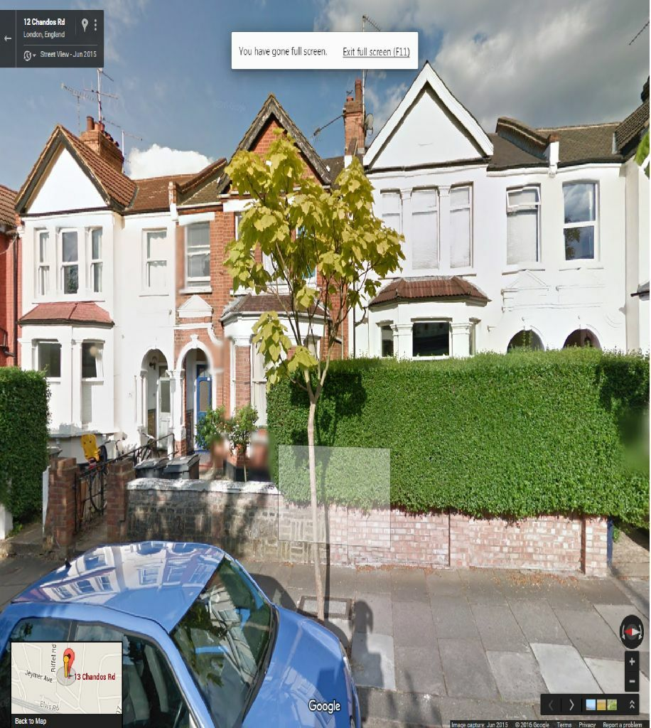 SPACIOUS 2 BEDROOM GROUND FLOOR FLAT READY TO MOVE IN WILLESDEN GREEN (NW2)
