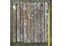 Window Sash Weights: Cast Iron