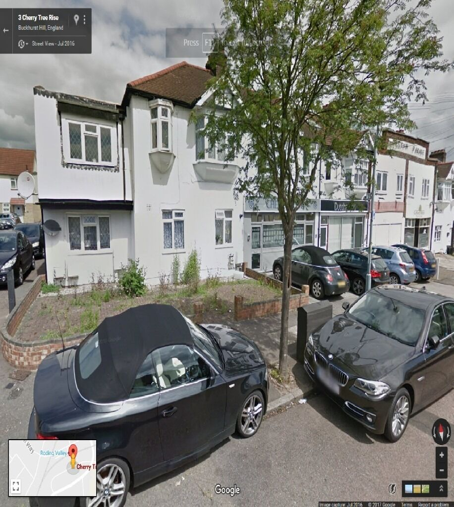 BEAUTIFUL 2 BEDROOM FIRST FLOOR FLAT READY TO MOVE IN Buckhurst Hill (IG9) RENT INC ALL BILLS