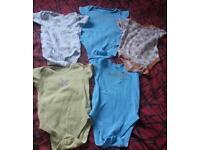 five boys vests 18-24 months