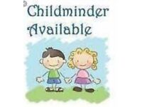 Ofsted registered Childminder Available