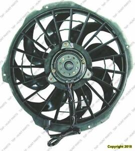 AC Fan Assembly (With Fan Cover) 92-97 BMW 3-Series (E36) 1992-1997