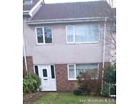 Spacious Three Bedroom House in Pentwyn Available 14/03/18