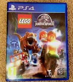 Lego Jurassic World PS4 Game