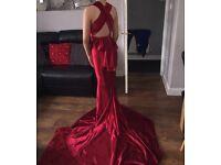 BRAND NEW prom dress - XS - £60