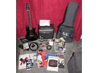 PRS Tremonti SE and Line 6 amp with loads of extras / books / gig bag / CDs etc