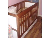 Baby Cot Bed - East Coast Rio