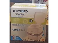 Portable flush toilet brand new in box unopened
