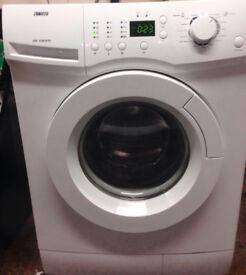 Zanussi ZWG1120M 6kg 1200 Spin White LCD A+ Rated Washing Machine 1 YEAR GUARANTEE FREE FITTING