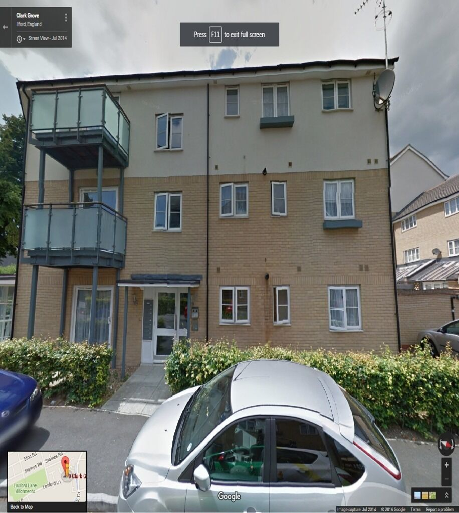 PURPOSE BUILT 2 BEDROOMS FIRST FLOOR FLAT READY TO MOVE IN ILFORD (IG3) INC ALL BILLS