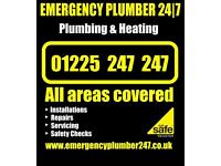 EMERGENCY PLUMBER 24|7 LTD