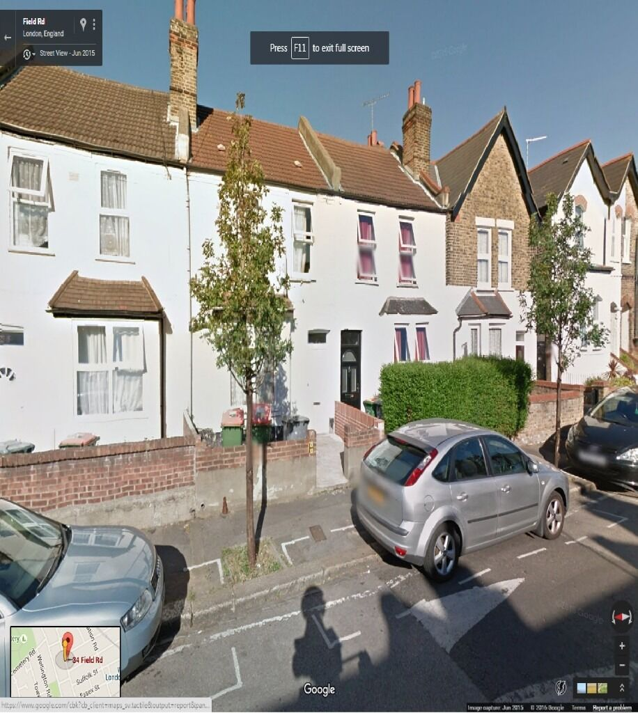 REFURBISHED BEAUTIFUL 4/5 BEDROOM HOUSE READY TO MOVE IN FOREST GATE (E7) MNS FROM STATION