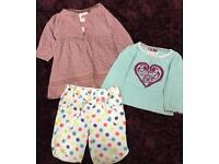 Girls 12-18 months clothes bundle