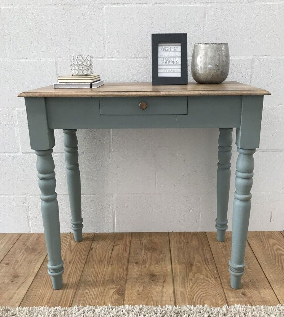 Amazing Brand New Solid Wood 1 Drawer Painted Console Table Original Price 165 In Manchester Gumtree Home Remodeling Inspirations Basidirectenergyitoicom