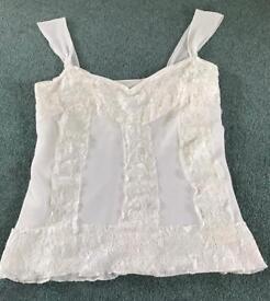 Ladies 'Per Una' M&S Top ~ Size 12
