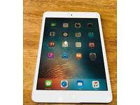 IPAD MINI, 16GB, works perfectly, charger and case