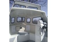 Wanted a GRP Cuddy for an Orkney Fastliner 19 Mk1
