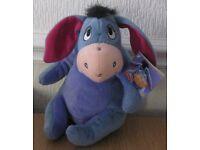 Soft Toys - Disney, Hello Kitty, Spongebob, Animals and more. £1 - £3.50
