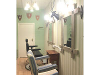 Mini BARBERS in Trinity Street, Dorchester to RENT , 2 chairs