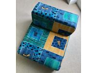 Fold out kids chair/bed