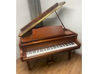 Small Modern Samick Baby Grand Piano - Delivery