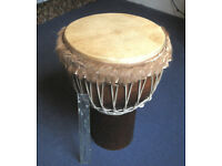 Djembe drum Long Ashton